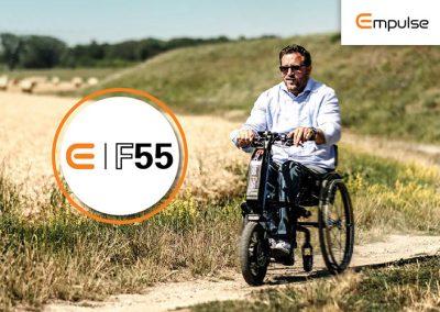 F55 – Rozšířili jsme nabídku přídavných pohonů