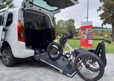 CanoCar HANDY na Evropském týdnu mobility