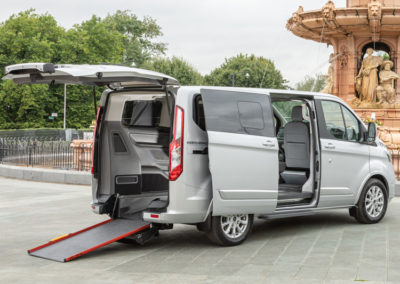 Ford Tourneo Independence™