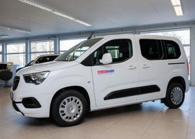 Opel Combo – prodáno