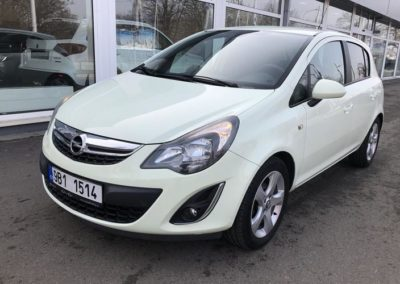Opel Corsa – prodáno
