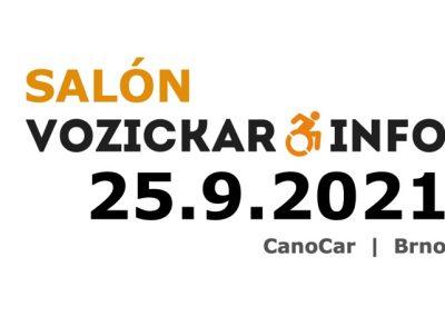 Salón Vozickar.info – 25. 9. 2021